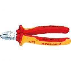 VDE klešče stranske ščipalke 70 06 160mm Knipex