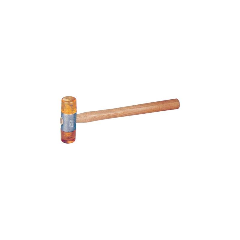 Plastično kladivo premer 40mm