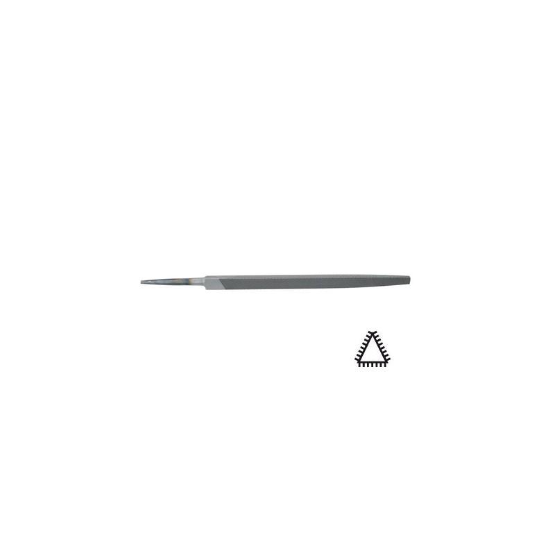 Srednje groba trikotna pila H2 250 mm oblika C DIN7261 Format 65420252