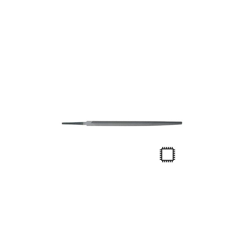 Groba kvadratna pila H2 200 mm oblika D DIN7261 Format 65480201