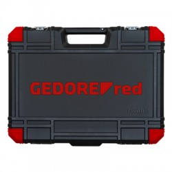 Set nasadnih ključev Gedore 172 delni R45603172